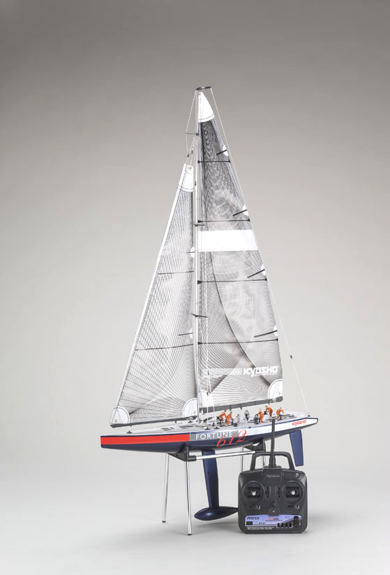 Sailboat Fortune 612 III 2.4 Ready Set