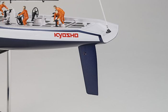 Kyosho Sailboat Fortune 612 III 2.4 KT-431S Ready Set