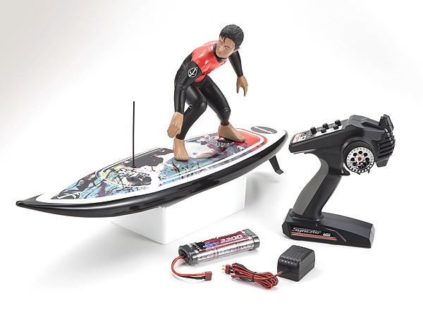 RC Surfer 3, Lost, Readyset