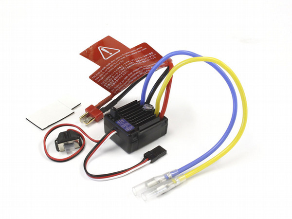 Kyosho 45 Amp brushed waterproof ESC with S-plug for RC Surfer 3