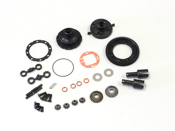 Kyosho Center gear diff set for Lazer ZX6.6