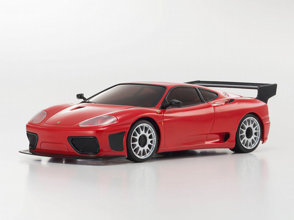 Kyosho ASC MR-03W-RM Ferrari 360GTC Red