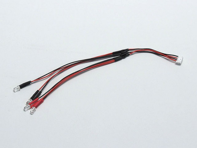Kyosho LED Light Clear&Red(for MINI-Z