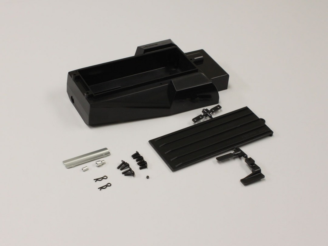 Kyosho Radio Box Set (Black/Scorpion 2014)
