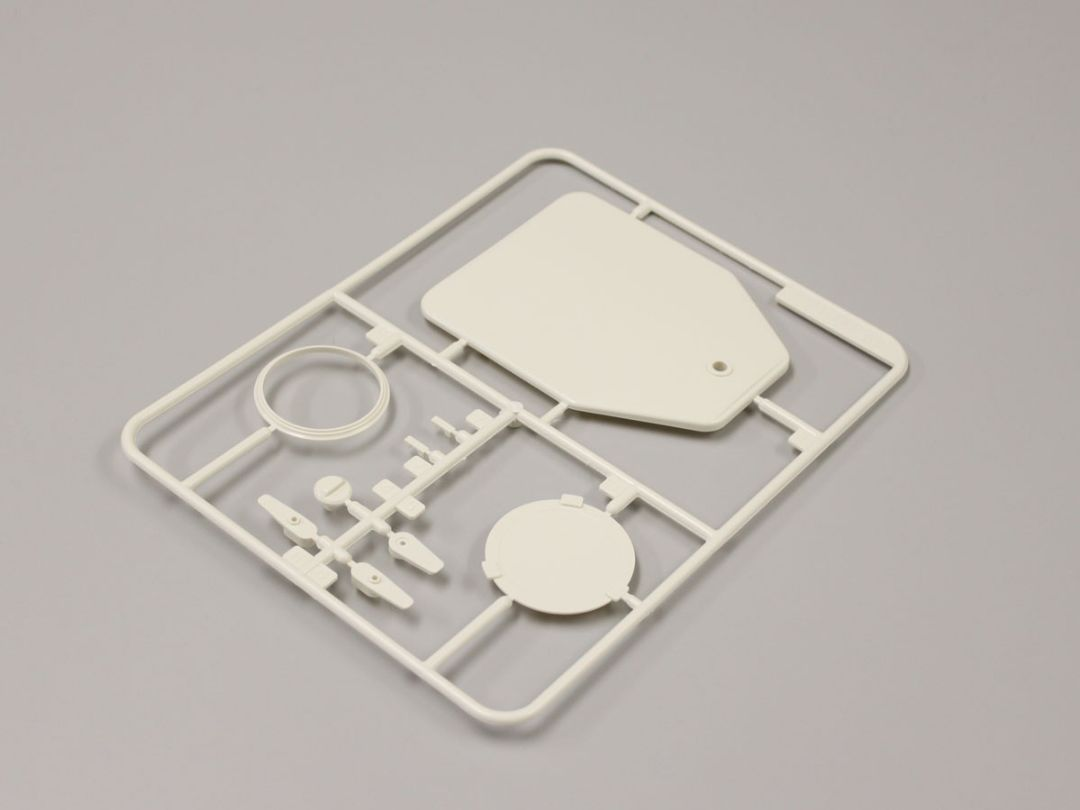 "Kyosho Plastic parts tree ""D"" for 40462 SEAWIND Readyset"
