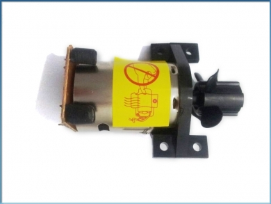 Motor Cooling Fan & Mount