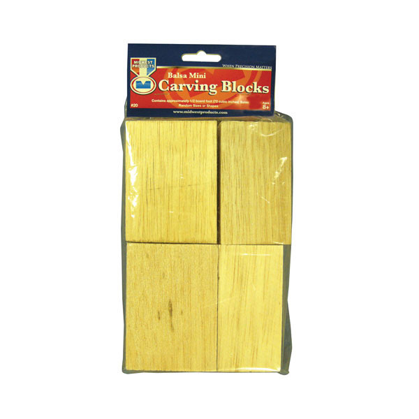Midwest Balsa Carving Block Bag (1)
