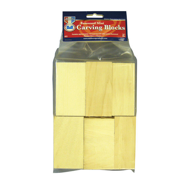 Midwest Basswood Carving Block Bag (1)