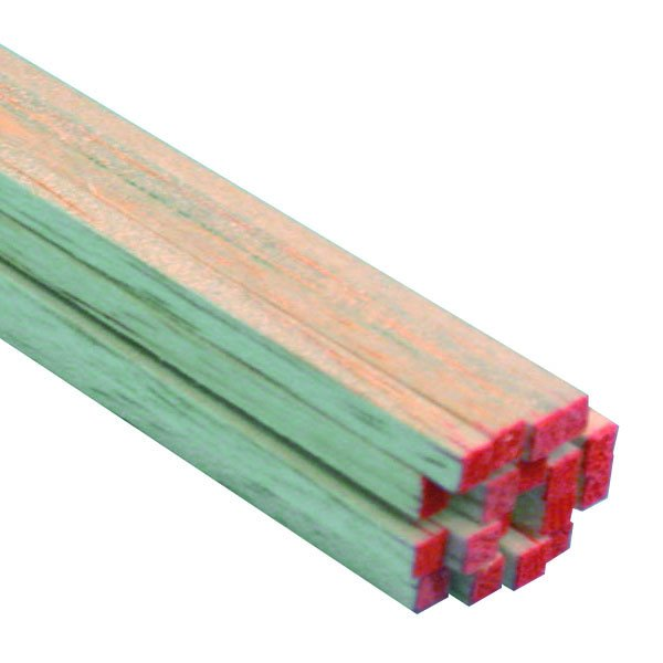Midwest Balsa Strip 1 8 X 1 4 X 36 30 Mid6046 Hi Performance