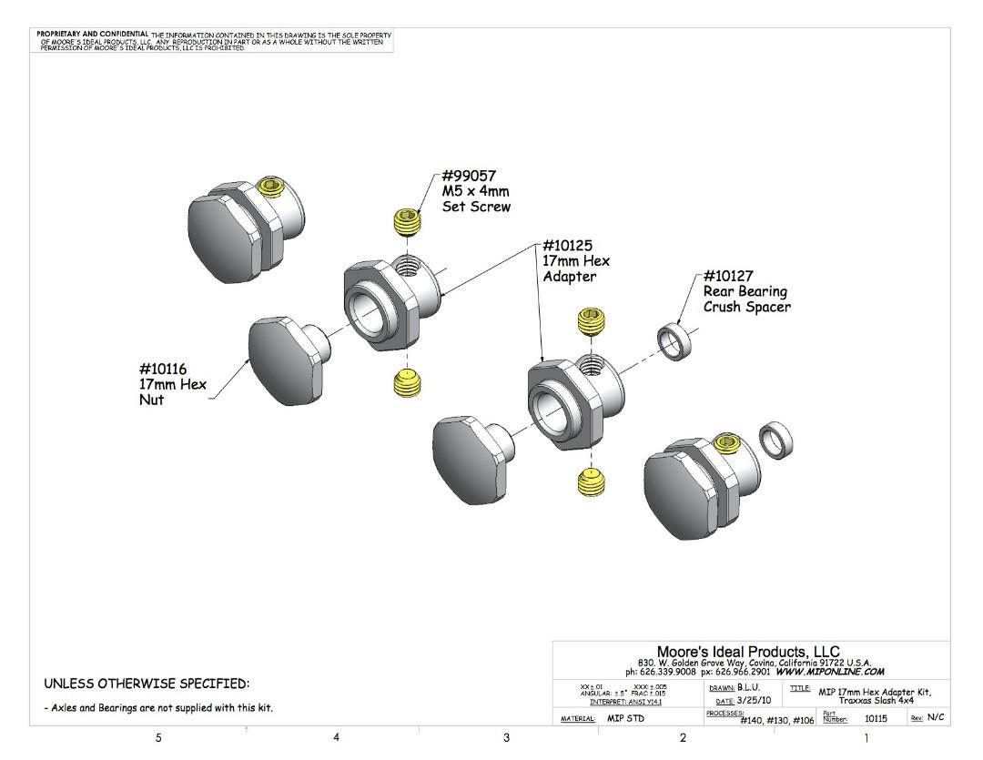 Traxxas Slash 4x4 Diagram Trusted Wiring Diagrams Bolt Size U2022 Motor