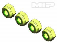 MIP 4-40 Mini Locknut (4)