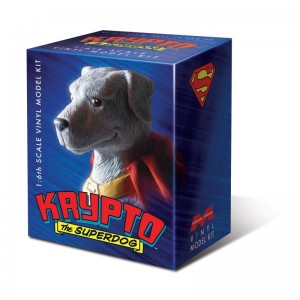 Moebius Krypto The SuperDog 1/6 Vinyl Kit