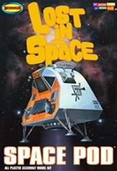 Moebius Lost In Space - The Space Pod Model Kit