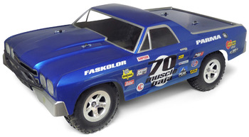 "Parma 70 Muscle Baja SC .040"" Clear Body"