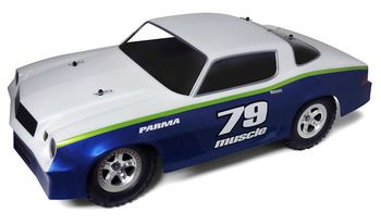 "Parma PSE 79 Muscle BAJA SC Drag .040"" Clear Body"