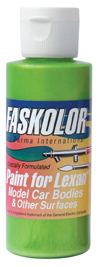 Parma PSE FasPearl Key Lime Faskolor Lexan Body Paint (2oz)