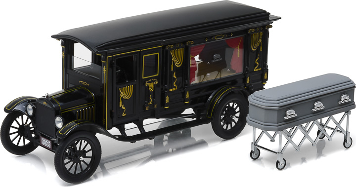 Greenlight Precision Collection - 1/18 1921 Ford Model T Ornate