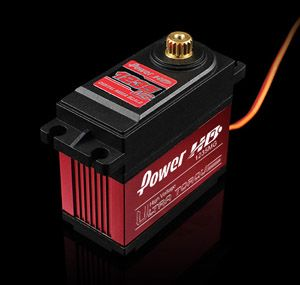 Power HD 1235MG Ultra-High-Torque, HV Digital GIANT Servo