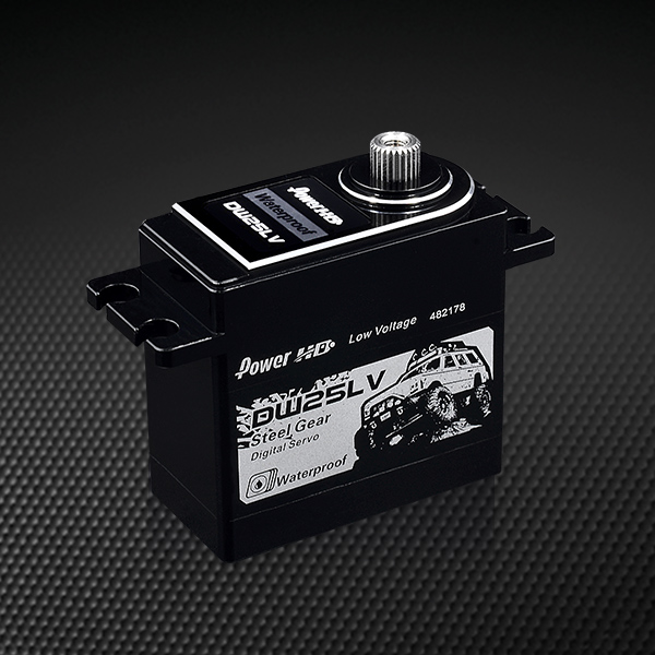 Power HD DW-25LV Digital Waterproof Servo 25KG 0.11sec@6.0V