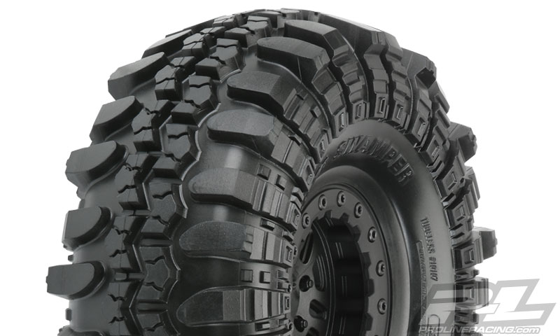 "Interco TSL SX Super Swamper XL 2.2"" G8 Tires Mounted"