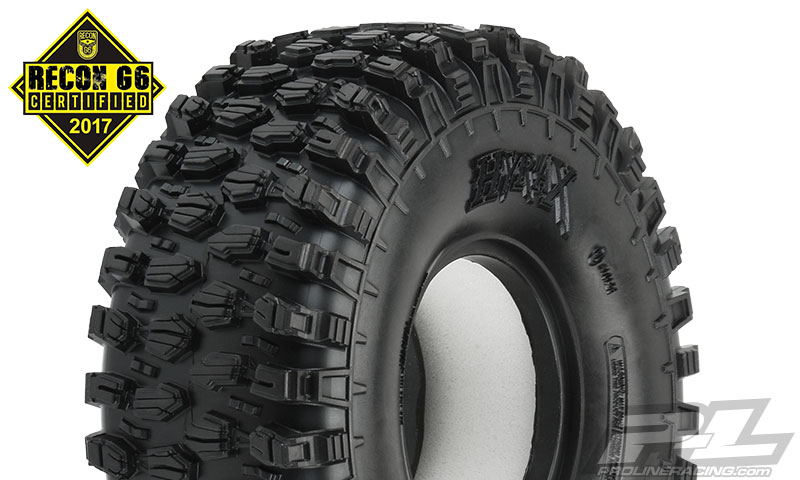 Pro-Line Hyrax 1.9 in G8 Rock Terrain Truck Tires (2) Front or R