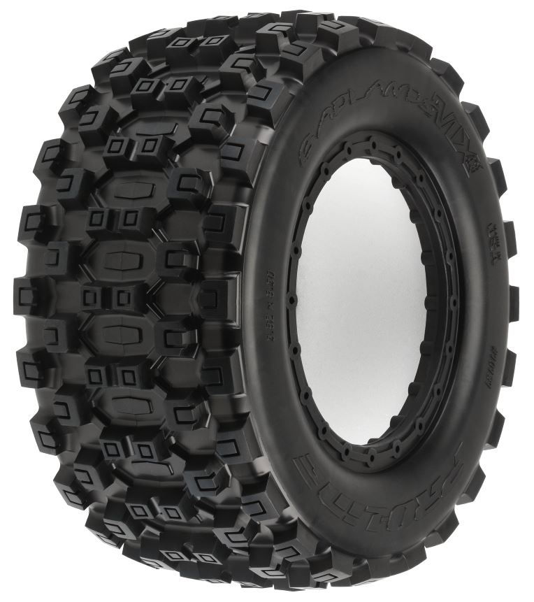 Pro-Line Badlands MX43 Pro-Loc All Terrain Tires (2) for X-MAXX