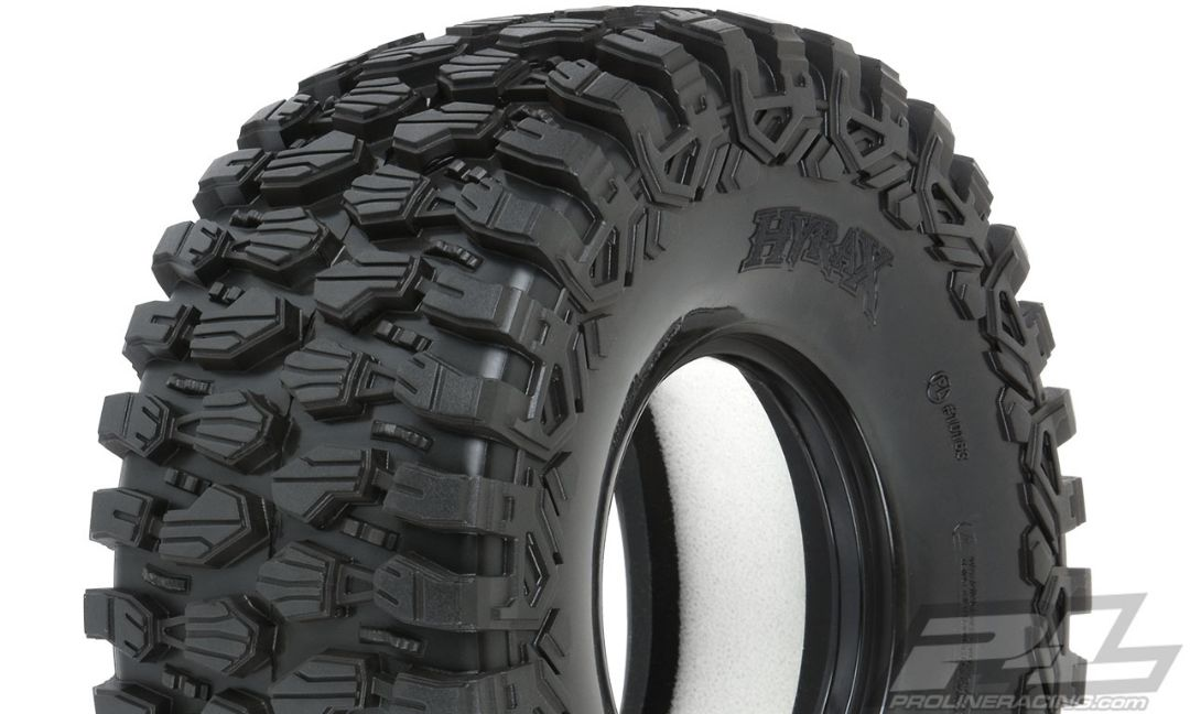 Pro-Line Hyrax Tires for Unlimited Desert Racer F/R