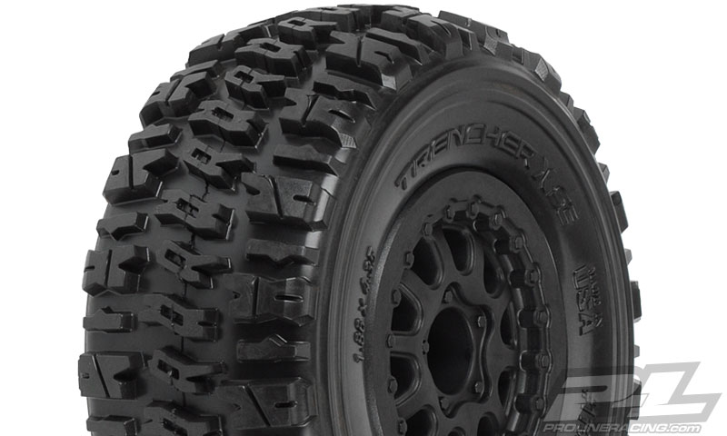 "Pro-Line Trencher X SC 2.2""/3.0"" M2 (Medium) Tires Mounted"