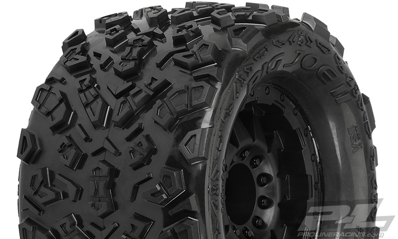 Pro-Line Big Joe II 3.8in (Traxxas Style Bead) All Terrain Tires