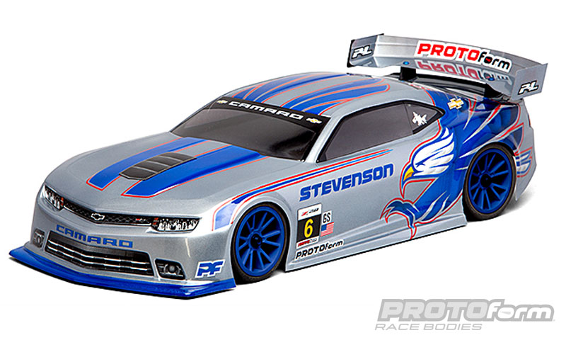 Pro-Line Chevy Camaro Z/28 Clear Body for 190mm