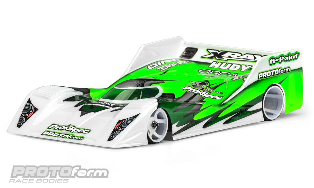 Pro Line AMR-12 PRO-Light Weight Clear Body for 1/12 On-Road Car