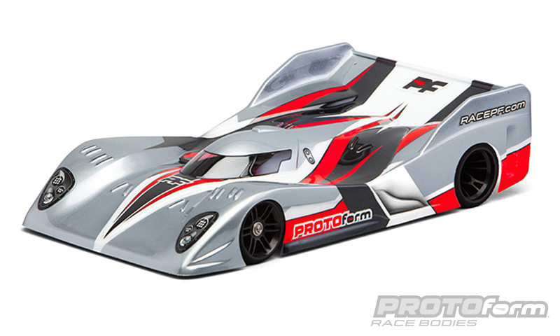 Pro Line Strakka-12 PRO-Light Weight Clear Body 1/12 On-Road Car