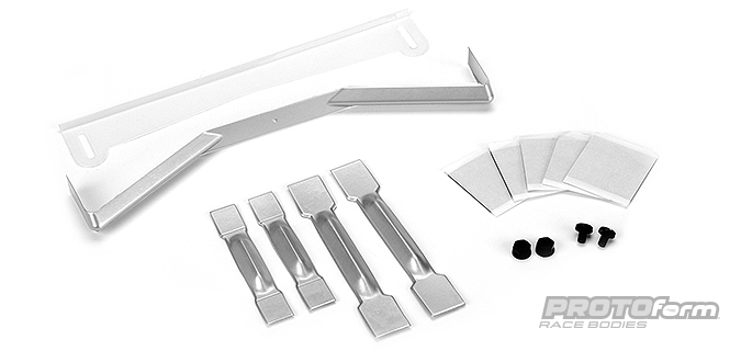 Pro-Line 1/8 Aero Kit with Spoiler & Stiffeners for 1/8 On-Road