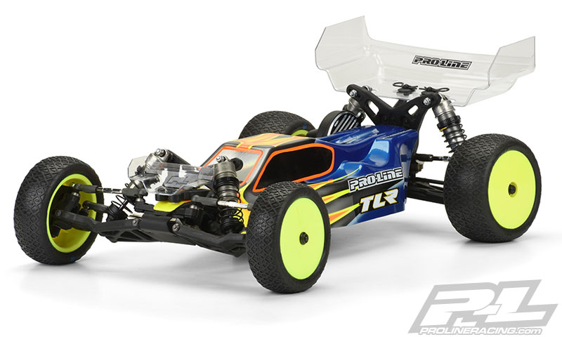 Pro-Line Predator Clear Body for TLR 22 3.0
