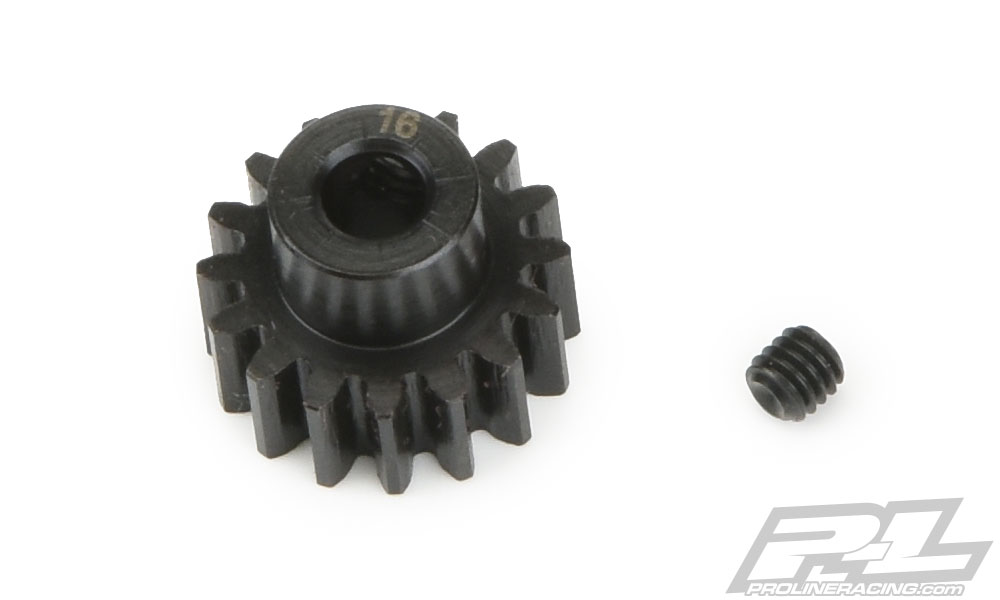Pro-Line PRO-MT 4x4 Replacement 16T MOD 1 Pinion Gear