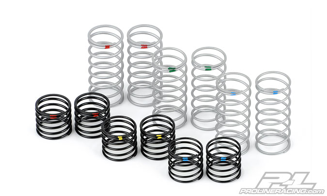 Pro-Line Spring Assortment for Front PowerStroke Shocks