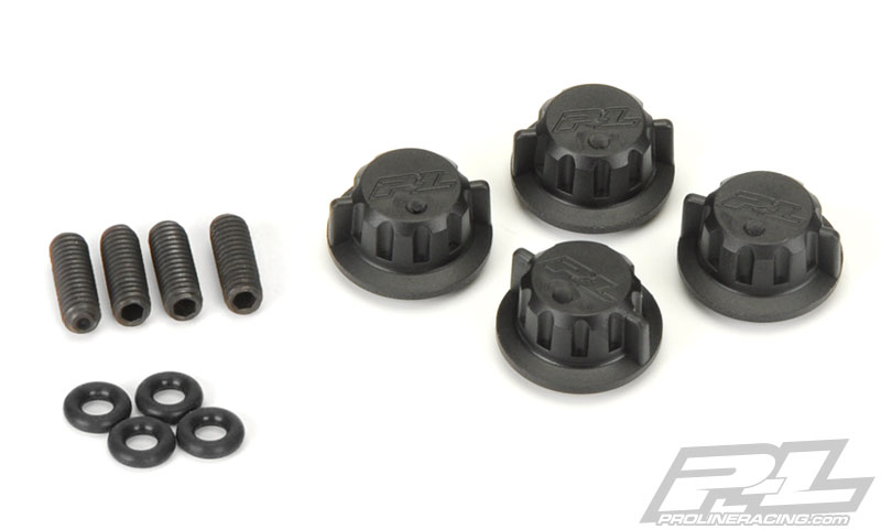 Pro-Line Body Mount Secure-Loc Caps Kit for Body Mount Kits