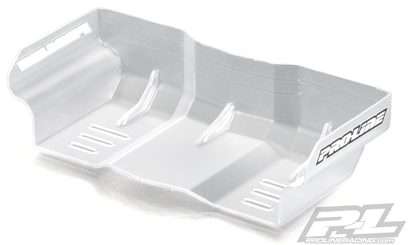 Pro-Line Pre-Cut 1:10 Trifecta Lexan Clear Rear Wing (1 pc) for