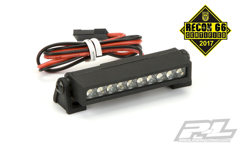 "Pro-Line 2"" Super-Bright LED Light Bar Kit 6V-12V (Straight) fit"