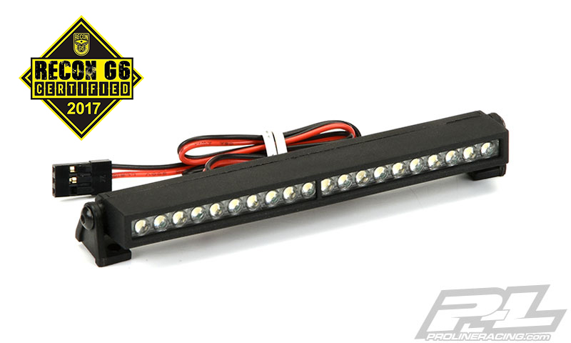 "Pro-Line 4"" Super-Bright LED Light Bar Kit 6V-12V (Straight) fit"