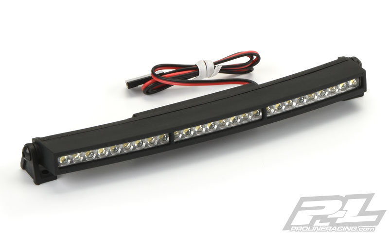 "Pro-Line 5"" Super-Bright LED Light Bar Kit 6V-12V (Curved) fits"