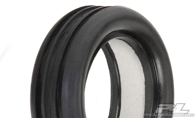 "Pro-Line 4-Rib 2.2"" 2WD M3 (Soft) Off-Road Buggy Front Tires (2)"