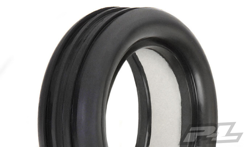 "Pro-Line Low Profile 4 Rib 2.2"" 2WD Front Buggy Tires (2) (M3)"