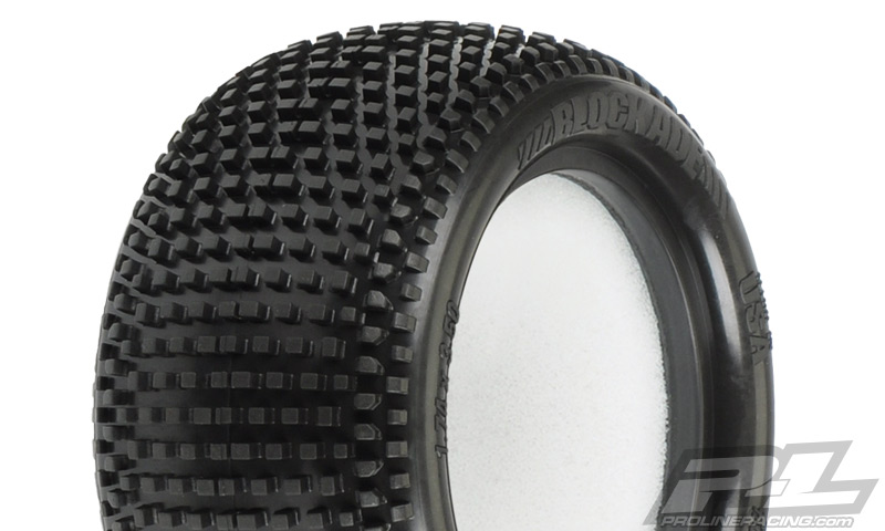 "Pro-Line Blockade 2.2"" M3 (Soft) Off-Road Buggy Rear Tires (2)"