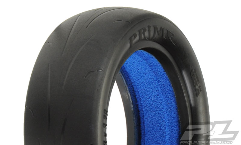 "Pro-Line Prime 2.2"" 2WD MC (Clay) Off-Road Buggy Front Tires (2)"