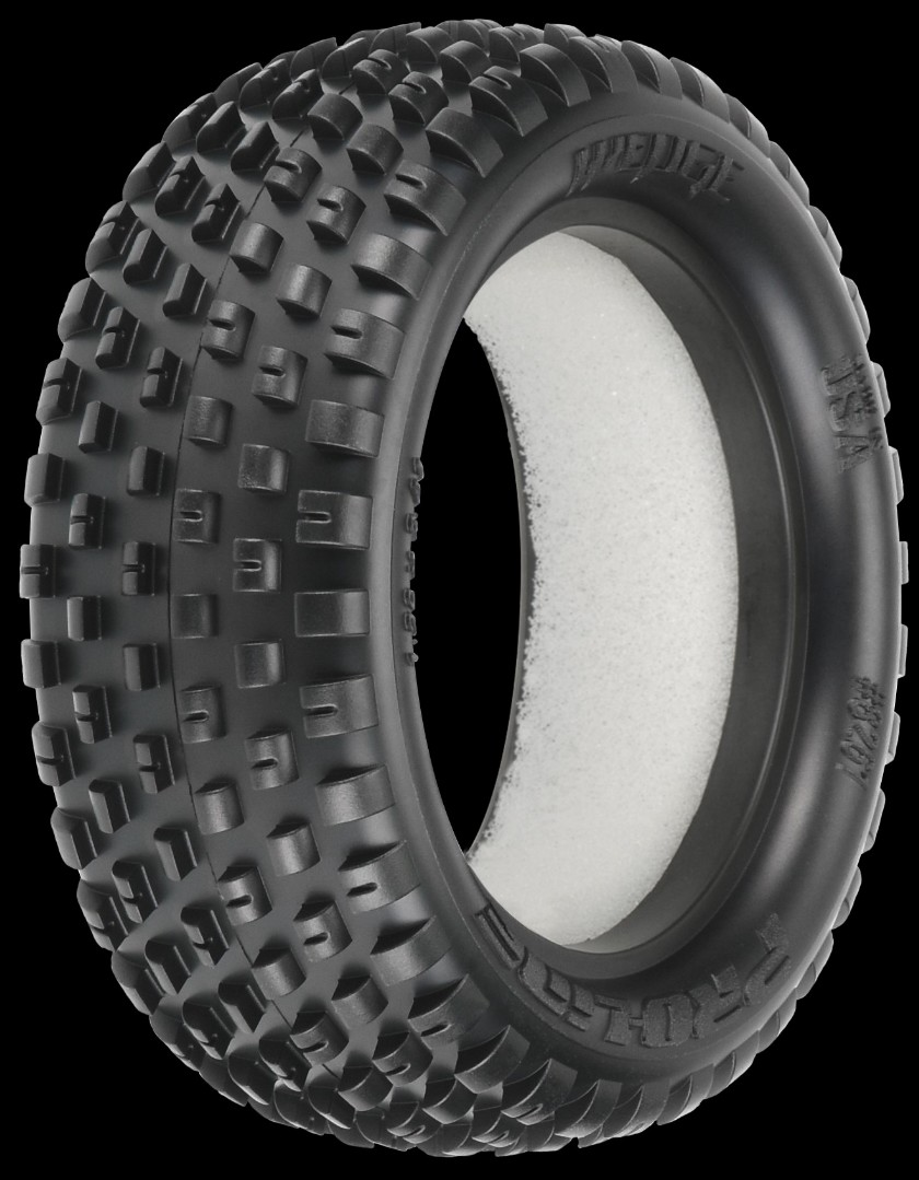 "Pro-Line Wedge 2.2"" 4WD Z4 Carpet Buggy Front Tires"