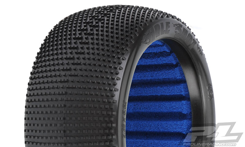 Pro-Line Hole Shot VTR 4.0 S2 (Medium) Off-Road 1/8 Truck Tires