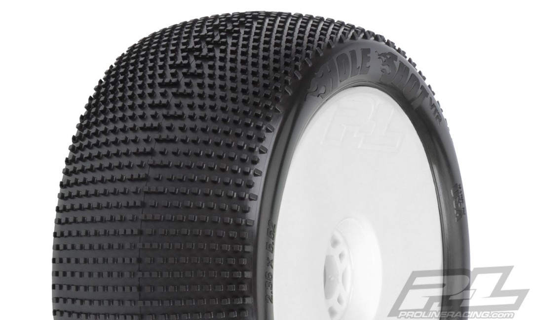 Pro-Line Hole Shot VTR 4.0 S3 (Soft) Off-Road 1/8 Truck Tires M