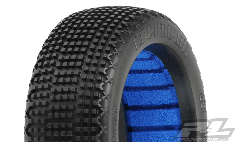 Pro-Line LockDown X3 (Soft) Off-Road 1:8 Buggy Tires (2)