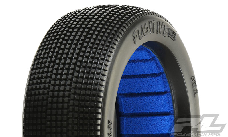 Pro-Line Fugitive Lite X2 (Medium) Off-Road 1:8 Buggy Tires (2)